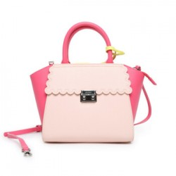 Merimies Pink Mix Passion Bag