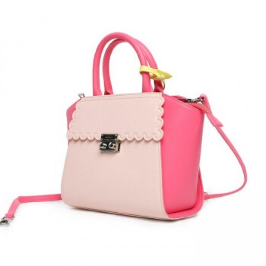 Merimies Pink Mix Passion Bag