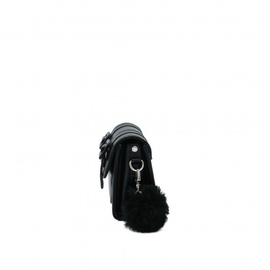 Merimies Belt Belt Mini Black Bag