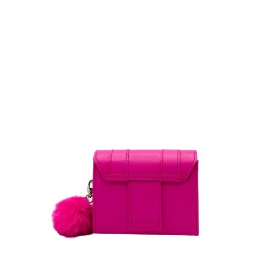 Merimies Belt Belt Mini Magenta Bag