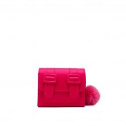 Merimies Belt Belt Mini Hot Pink Bag