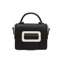 Merimies Suuri Black Ivy Bag