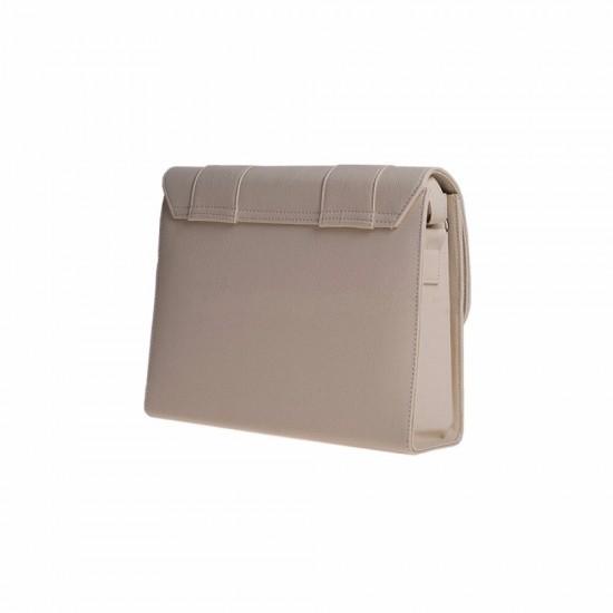 Merimies Plain Pretty Cream Bag L Size