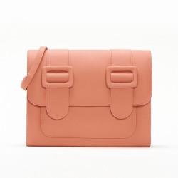 Merimies Plain Pretty Pale Pink Bag L Size