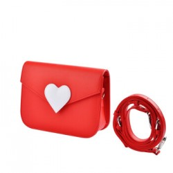 Merimies Love Letter Bag Red Bag