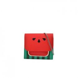 Merimies Watermelon Mini Bag Red Bag