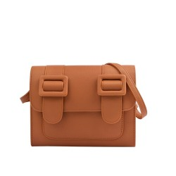 Merimies Plain Pretty Brown Bag M Size