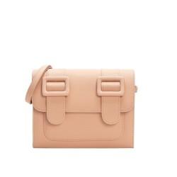 Merimies Plain Pretty Old Rose Bag M Size