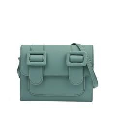 Merimies Plain Pretty Pale Green Bag M Size