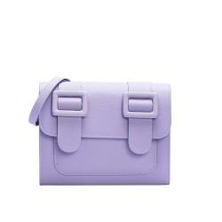 Merimies Plain Pretty Pale Purple Bag M Size