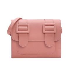 Merimies Plain Pretty Pink Bag M Size